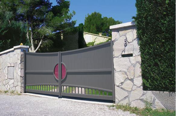 portail sur mesure loire